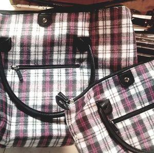 Tote & purse set (2)